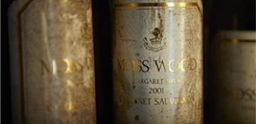 Moss Wood 2001 Cabernet Sauvignon