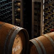 Moss Wood Wine Barrels