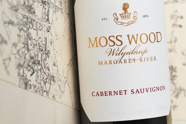 Moss Wood<br /> Cabernet Sauvignon