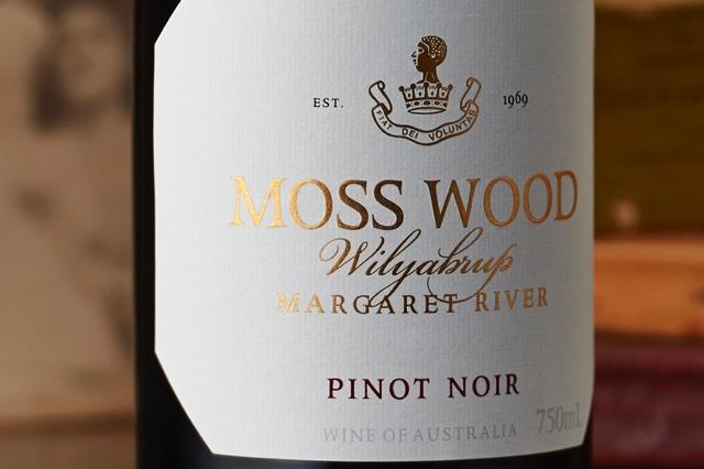 Moss Wood<br /> Pinot Noir