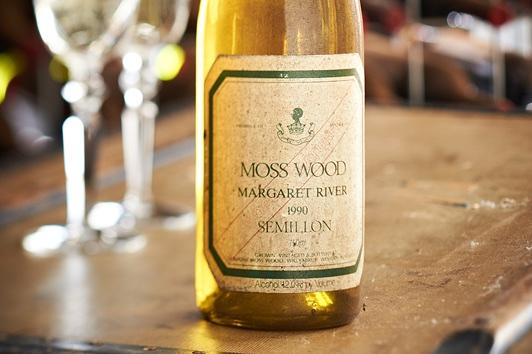 Moss Wood<br /> Semillon Wood Matured