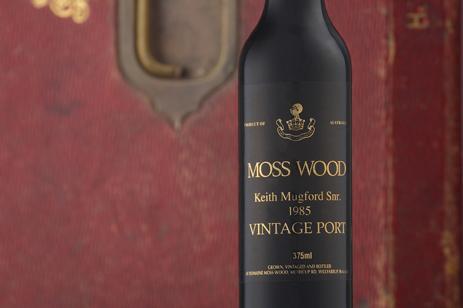 Moss Wood<br /> Vintage Port