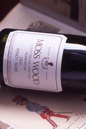 Moss Wood Lefroy Brook Vineyard Pinot Noir