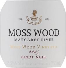 Label_Moss_Wood_Pinot_Noir_2005